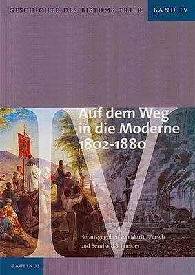 Dieses Buch beschreibt den Weg in die Moderne, welche die Trierer Kirche durch einige schwere Zeiten hinweg gehen musste