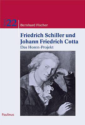 """Es Beschreibt die Beziehung zwischen Friedrich Schiller und Johann Friedrich Cotta und deren gemeinsame Gründung der Literaturzeitschrift """"Der Horen"""""""