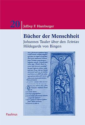 Dieses Buch beinhaltet einen Vortrag von Johannes Tauler zu Hildegard von Bingen, basierend auf einer künsterlichen Darstellung ebendieser