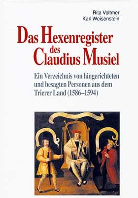 Dieses Buch enthält erstmals eine wissenschaftliche Ausgabe vom Hexenregister des Claudius Musiel, einem Verzeichnis von hingerichteten Hexen im Trierer Land