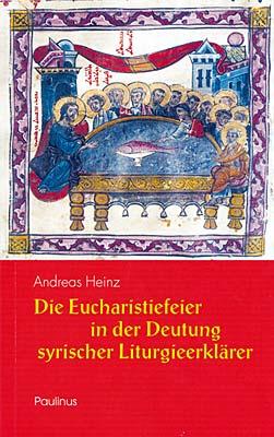 Anhand der Deutung syrischer Liturgieerklärer, deren Texte hier übersetzt vorliegen, soll auf das Verständnis von Eucharistie geschlossen werden