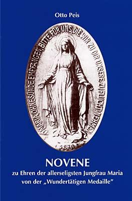 Vorbereitung auf eine Novene, welche sich an Maria richtet
