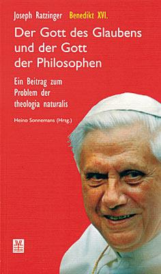 Dieses Buch enthält eine Vorlesung Joseph Ratzingers über den Gott des Glaubens und wie er in anderen Bereichen, wie zum Beispiel der Philosophie erkannt wird.