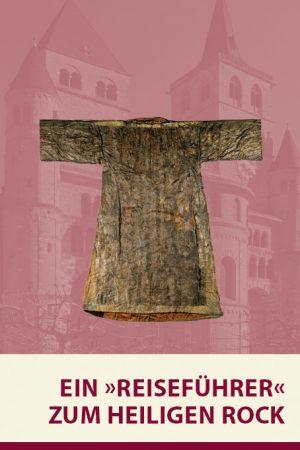 """Dieser """"Reiseführer"""" zum Heiligen Rock beantwortet alle Fragen die sie jemals zur Tuchreliquie und ihrer Aufbewahrung im Trierer Dom hatten, auf interessante und unglaublich lehrhafte Art vermittelt er dieses Wissen."""