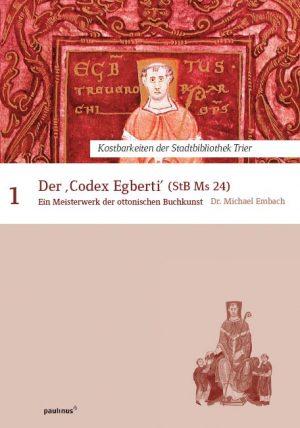 Der Codex Egberti gehört mit seinen bis zu 60 Darstellungen vom Leben Christi zum ältesten noch erhaltenen Zyklus. Zu finden ist er in der Stadtbibliothek Trier. Dieses Buch bietet nun eine Einführung in diesen Bilderzyklus.