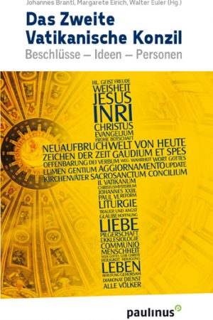 Das Buch vereint eine interessante Sammlung an Beiträgen und Artikeln des Paulinus Verlags über das Zweite Vatikanische Konzil im Laufe des Jubiläumsjahres.