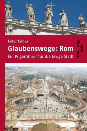 Glaubenswege: Rom führt den Leser in die Ewige Stadt und zeigt ihm Wege zu berühmten, historischen Stätten, erzählt die Lebensgeschichten berühmter Frauen und Männer und geht näher auf die Geschichte der Christenheit ein.
