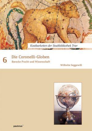 Eine Anleitung zu den Coronelli-Globen der Trierer Stadtbibliothek, welche in unglaublichem Detail den Erd- und Himmelsglobus und zusätzlich insgesamt 75 Sternbilder umfassen.