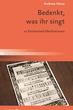 Diese 14 Kirchenlied-Meditationen helfen dabei die Lieder des neuen Gotteslobs zu verstehen indem sie sie aufgreifen und näher auf ihre Bedeutung eingehen, somit können wir darüber nachsinnen, was wir da eigentlich singen.