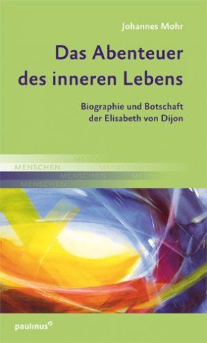 Ein Buch welcheds die Biographie von Elisabeth von Dijon neu aufgreift und uns außerdem ihre Botschaft mit auf den Weg gibt.