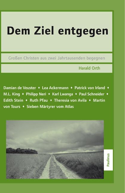 Zwölf interessante und lehrreiche Portraits von großen Christen. Martin v Tours bis Theresa von Avila.