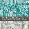 Dieses Buch behandelt den Trierer Reichstag in seinem historischen Kontext, von Entstehung, über behandelte Themen bis zu seinen Folgen. Außerdem wird über die erste Ausstellung des heiligen Rocks in Trier, im Licht des Reichtags diskutiert.