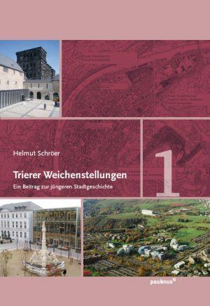 Zum Ende des 2.Weltkriegs, waren große Teile Triers zerstört. Dieses Buch zeichnet ein Bild von Wiederaufbau und Trierer Weichenstellungen auf eine Zukunft.