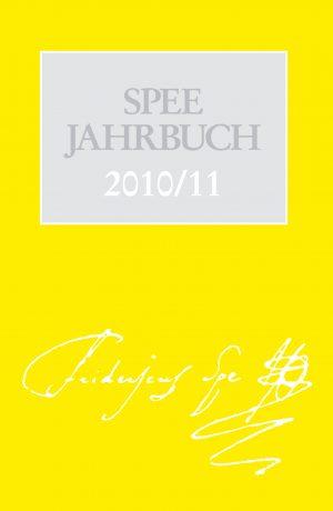 Sammlung an Beitragen zum Leben und Werk Friedrich Spees. Das 16. Spee Jahrbuch behandelt u.a. den Glauben an Gott und den Teufel und Beiträge aus Lyrik.