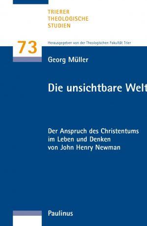 Hier wird das Leben und Denken von John Henry Newman als Beispiel dafür genommen, wie man sein reales leben mit der unsichtbaren Welt Gottes vereinen kann.