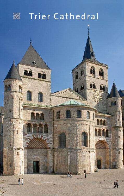 Der Dom zu Trier ist nicht nur die älteste Kirche Deutschlands sondern bietet noch sehr Vieles mehr. Davon berichtet dieser Reiseführer zum Dom, der nun auch auf Englisch erhältlich ist.