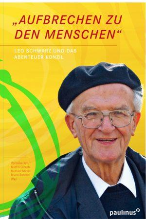 Sichtweisen auf das Zweite Vatikanische Konzil mit persönlichem Bezug. Texte, Predigten und Meditationen von Weihbischof Leo Schwarz und vielen anderen, die ihren Beitrag zu diesem Buch leisten.
