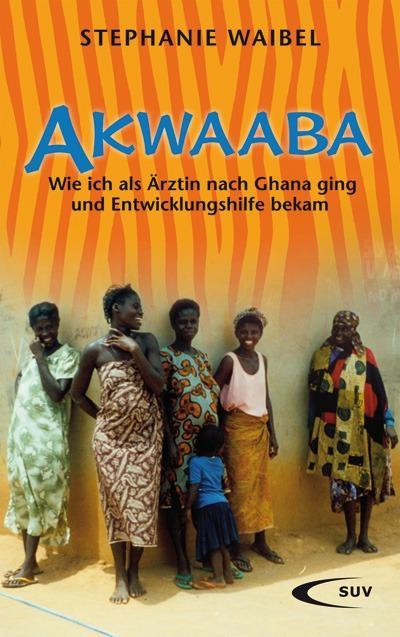 """Eine junge, ausgebrannte Ärztin erzählt wie eine Reise nach Afrika ihr gesamtes Leben veränderte. Denn """"Akwaaba"""" bedeutet so viel wie """"Willkommen"""". Willkommen in Afrika. Willkommen in Ghana. Willkommen, ein deinem neuen Leben."""