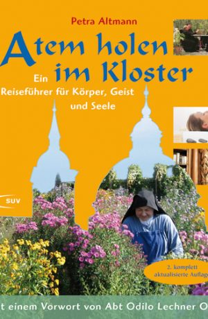 Dieses Buch will die Leser zum Atem holen im Kloster motivieren indem es die besten Angebote zum Reinigen und Besinnen von Körper, Seele und Geist.