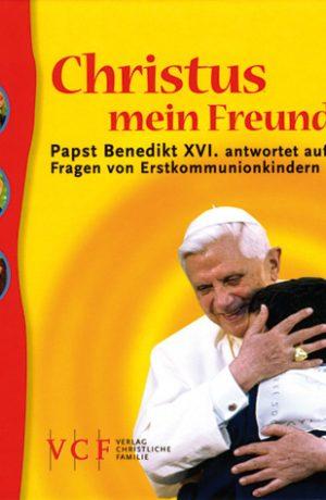 Bei einem Treffen mit Erstkommunionkindern dürfen diese Papst Benedikt XVI fragen zum Thema Eucharistie stellen. Er beantwortet diese gründlich aber kindgerecht. Dieser Diskurs ist zusammen mit Bildern hier abgedruckt.