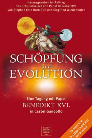Vorträge zum Thema Schöpfung und Evolution aus den Bereichen Naturwissenschaft, Philosophie und Theologie welche 2006 auf einer Tagung gehalten wurde, welche Papst Benedikt XVI einberief.