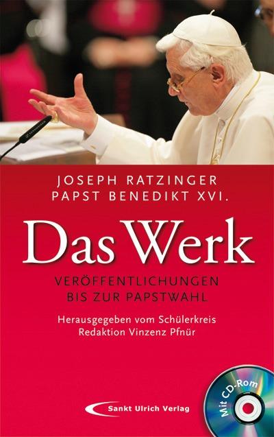 Joseph Ratzinger schrieb bereits bevor er Papst Benedikt XVI wurde Beiträge zu einer Vielzahl an Themen. Hier sind nun seine Veröffentlichungen bis zur Papstwahl zusammengefasst und durch seinen Schülerkreis mit Quellen versehen.