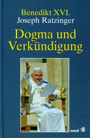 Papst Benedikt XVI beschäftigt sich hier mit Dogma und Verkündigung und sucht nach einem Weg die Theologie wieder zum Wegweiser im Alltag zu machen.