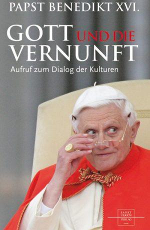 Papst Benedikt XVI ruft in diesem Text und in vielen seiner Predigten dazu auf, Gott und Vernunft wieder in die Mitte des Lebens und der Wirklichkeit zu setzen und außerdem die westlichen Begriffe von Glaube und Religion zu überdenken und zu erweitern.