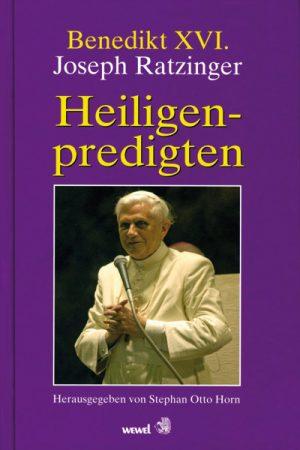 In seinen Heiligenpredigten thematisiert Papst Benedikt XVI Leben, Werk und Wirkung verschiedener heilig und seelig gesprochener Christen und gibt dem Leser somit inspirierende Botschaften mit auf den Weg