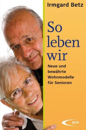 Betreutes Wohnen, Senioren WGs, Mehrgenerationenhäuser und vieles mehr - Die Wohnmodelle für Senioren werden immer Vielfältiger. In diesem Buch kommen ältere Menschen selbst zu Wort und können sich zu diesen Modellen äußern.