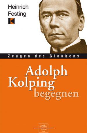 Ein Buch über Leben und Werk des Seelsorgers, Sozialreformers und katholischen Publizisten Adolph Kolping und Gründung und Verbreitung des Kolpingwerks.