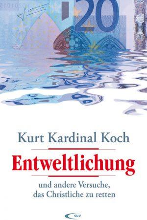 In diesem Buch diskutiert Bischof Kurt Koch die Idee der Entweltlichung, die dazu beitragen soll das Christliche in der Kirche zu retten.