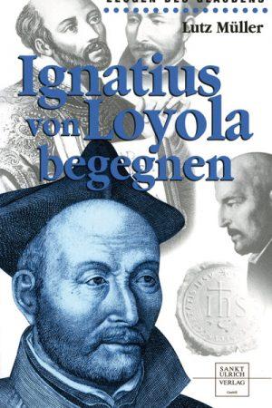 """Dieses Buch widmet sich dem Leben und dem Werk des heiligen Ignatius von Loyola, dabei richtet es ein besonderes Augenmerk auf die """"Societas Jesu""""."""
