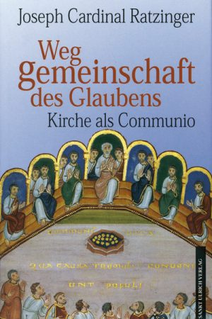 Dieses Buch bildet die Zusammenfassung der Werke und Texte Benedikts XVI, zusammengetragen durch seine Schüler. Sie bilden seine Weggemeinschaft des Glaubens, auf der er jeden willkommen heißt der sich ihm anschließen möchte und so die Kirche zu einer Communio zusammenschießt