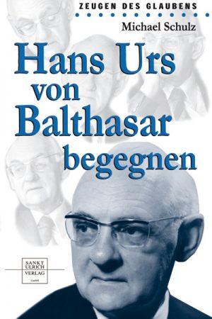 Gedanken, Einblicke und Erfahrungen aus dem Leben von Hans Urs von Balthasar, einem Mann der Konzertpianist werden wollte, dann aber stattdessen dem Jesuitenorden beitrat und Theologe und Schriststeller wurde.