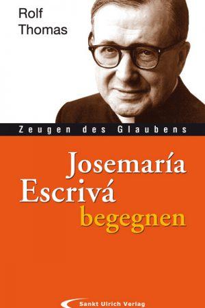 Dieses Buch bietet einen persönlichen und authentischen Einblick in das Leben des modernen Heiligen, Josemaria Escrivá und einen Blick hinter sein Opus Dei.