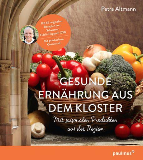 Eine Sammlung von 65 außergewöhnlichen aber einfachen Rezepten zum nachkochen, ergänzt durch interessantes Wissen zum Thema Gesunde Ernährung aus dem Kloster.