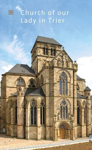 Cover Liebfrauenkirche Führer (Englisch)