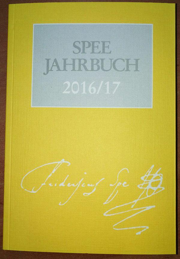 Friedrich Spee Jahrbuch 2016/17