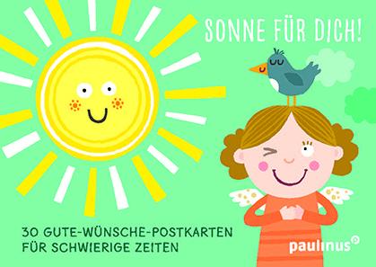 Sonne für dich - 30 Gute-Wünsche-Postkarten