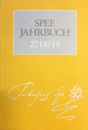 Cover Spee JB 2018 19 420dpi